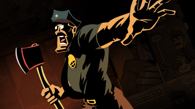 ANIMATION DOMINATION HIGH-DEF: Axe Cop on FOX.