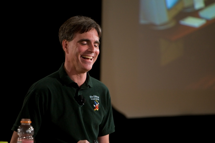 Randy Pausch - Lecture of a Lifetime